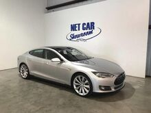 2014_Tesla_Model S_P85_ Houston TX