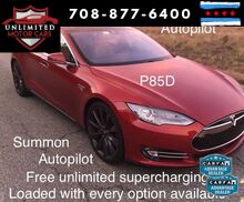 2014_Tesla_Model S_P85D_ Bridgeview IL