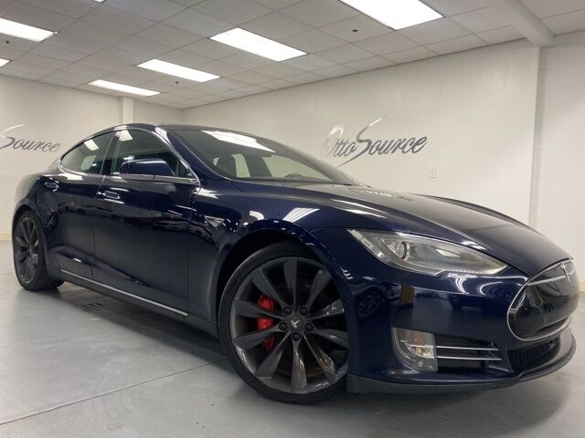 2014 Tesla Model S P85D Dallas TX