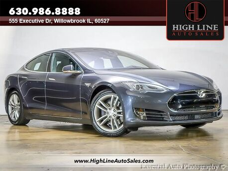 2014_Tesla_Model S_P85D_ Willowbrook IL
