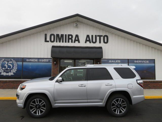 2014 Toyota 4Runner Limited Lomira WI