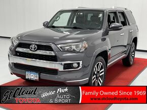 2014_Toyota_4Runner_Limited_ Waite Park MN