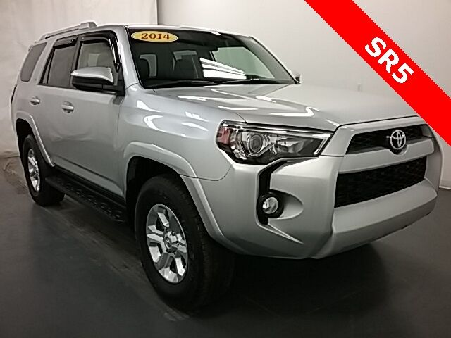 Crown Motors Holland Mi >> Vehicle details - 2014 Toyota 4Runner at Crown Toyota Volkswagen Holland - Crown Motors Toyota