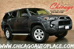 2014_Toyota_4Runner_SR5 Premium - 4.0L V6 ENGINE 4 WHEEL DRIVE NAVIGATION BACKUP CAMERA 2-TONE BLACK/GRAY LEATHER INTERIOR HEATED SEATS SUNROOF BLUETOOTH_ Bensenville IL