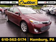 2014_Toyota_Avalon_Limited_ Hamburg PA