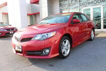 2014 Toyota Camry 2014.5 4dr Sdn I4 Auto SE Lima OH