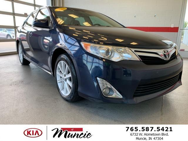2014 Toyota Camry 4dr Sdn I4 Auto Xle Ltd Avail