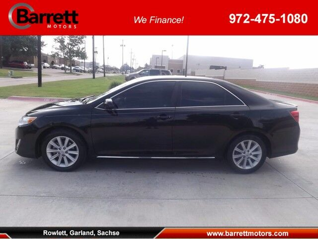 2014 Toyota Camry L Garland TX