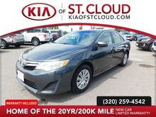 2014_Toyota_Camry_L_ St. Cloud MN