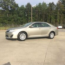 2014_Toyota_Camry_LE_ Hattiesburg MS