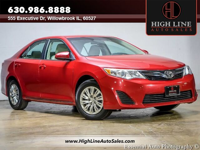 2014 Toyota Camry LE Willowbrook IL