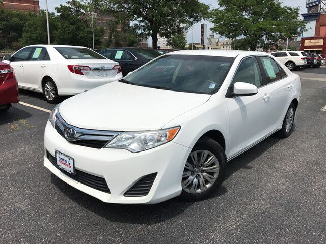 2014 Toyota Camry LE Worcester MA