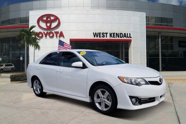 2014 Camry Se For Sale >> 2014 Toyota Camry Se