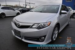 2014_Toyota_Camry_SE / Power Driver's Seat / Sunroof / Bluetooth / Back Up Camera / Cruise Control / 35 MPG_ Anchorage AK