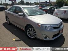 2014_Toyota_Camry_XLE   NAV   LEATHER   ROOF   CAM_ London ON