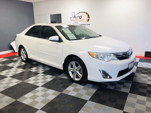 2014 Toyota Camry XLE Plano TX