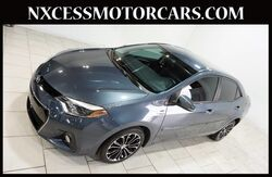 2014_Toyota_Corolla_AUTOMATIC ALLOY WHEELS BACK-UP CAM CLEAN CARFAX._ Houston TX