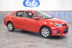 2014_Toyota_Corolla_LE 'BACK UP CAMERA' LOADED! LOW MILES! 1 OWNER!!_ Norman OK