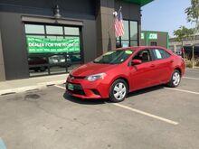 2014_Toyota_Corolla_LE CVT_ Spokane Valley WA