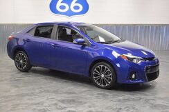 2014_Toyota_Corolla_LOADED LEATHER SPORT PACKAGE 1 OWNER! 42 MPG!_ Norman OK