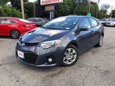 2014_Toyota_Corolla_S Plus_ Worcester MA