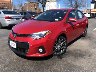 2014_Toyota_Corolla_S Premium_ Worcester MA