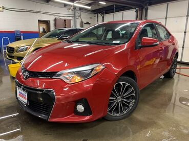 2014_Toyota_Corolla_S_ Worcester MA