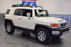 2014_Toyota_FJ Cruiser_4WD 'OFF ROAD PKG' ROCK RAILS! BRAND NEW ALL TERRAIN TIRES! MINT CONDITION! LOW MILES!!!_ Norman OK