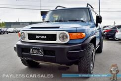 2014_Toyota_FJ Cruiser_4X4 / Automatic / Auto Start / Aftermarket Kenwood Deck / JL Audio Subwoofer / Bluetooth / Back Up Camera / Roof Basket / Tow Pkg / 1-Owner_ Anchorage AK