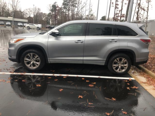 2014 Toyota Highlander Fwd 4dr V6 Le Plus Raleigh Nc 27680548