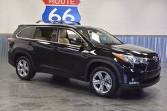 2014 Toyota Highlander LIMITED EDITION! NAVIGATION! DVD SUNROOF!! LEATHER! 3RD ROW! CAPT. CHAIRS! FULL WARRANTY! Norman OK