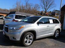 2014_Toyota_Highlander_LTD_ Roanoke VA