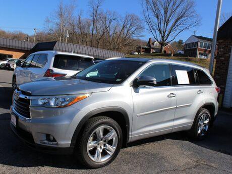 2014 Toyota Highlander LTD Roanoke VA