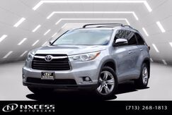 2014_Toyota_Highlander_Limited Leather Roof Nav 3.5 V6_ Houston TX