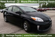 2014 Toyota Prius Four South Burlington VT