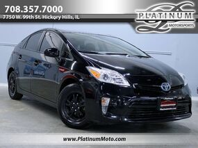 Toyota Prius Navigation Back Up Camera Low Miles 2014