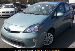 2014_Toyota_Prius_Plug-In_ Charlotte and Monroe NC