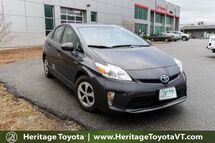 2014 Toyota Prius Three South Burlington VT