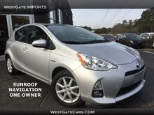 2014_Toyota_Prius c_One_ Raleigh NC