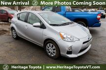2014 Toyota Prius c One South Burlington VT