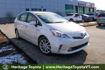 2014 Toyota Prius v Five South Burlington VT