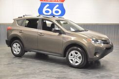 2014_Toyota_RAV4_1 OWNER!! LE 'BACK UP CAMERA!!' LOADED! 31 MPG! MINT CONDITION! 44,357 MILES! FULL WARRANTY!_ Norman OK