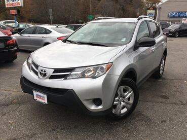 2014_Toyota_RAV4_LE_ Worcester MA