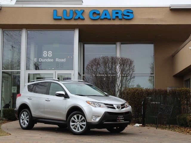 2014_Toyota_RAV4_Limited AWD_ Buffalo Grove IL