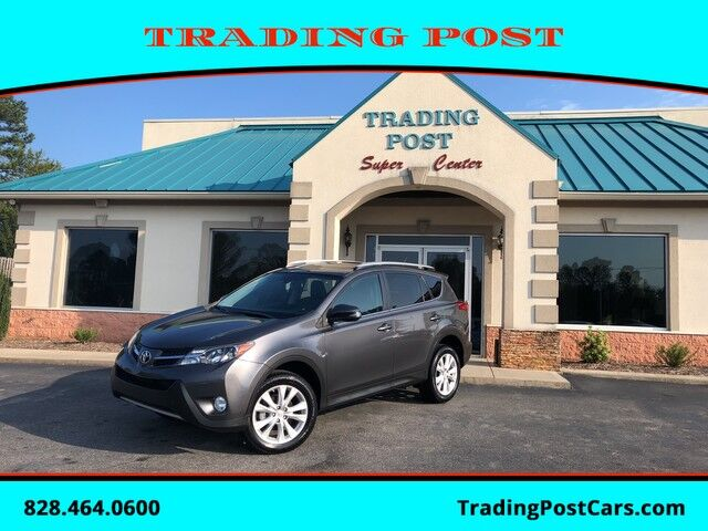 2014_Toyota_RAV4_Limited_ Conover NC