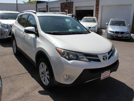 2014 Toyota RAV4 Limited Roanoke VA