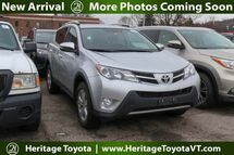 2014 Toyota RAV4 XLE South Burlington VT