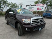 2014_Toyota_Sequoia_Limited_ Mission TX