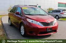 2014 Toyota Sienna LE South Burlington VT