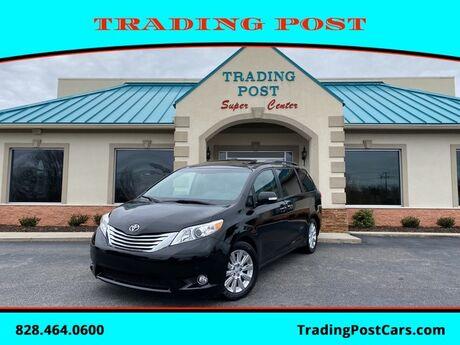 2014 Toyota Sienna Limited Conover NC